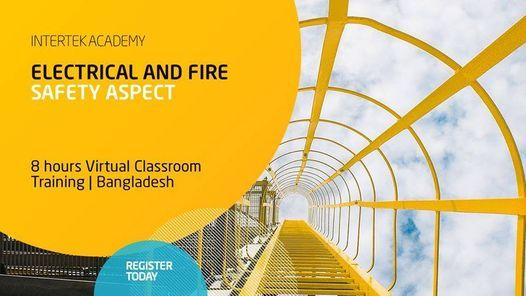 Training on Electrical & Fire Safety Aspect - Face to Face, 11 March | Online Event | AllEvents.in
