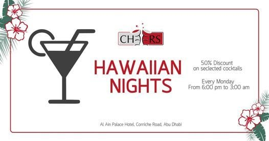 Hawaiian Nights | Event in Al Ain | AllEvents.in