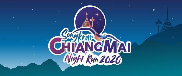 Songkran Chiangmai Night Run 2020