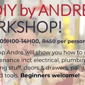 Home DIY by Andre Class