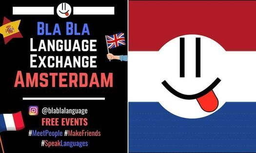 Amsterdam BlaBla Language Exchange is back (in person)!, 30 September | Event in Weesp | AllEvents.in