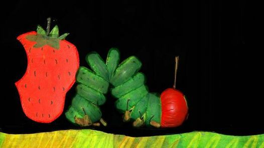 Only $15 - The Very Hungry Caterpillar & Eric Carle Favourites, 20 February | Event in New York | AllEvents.in