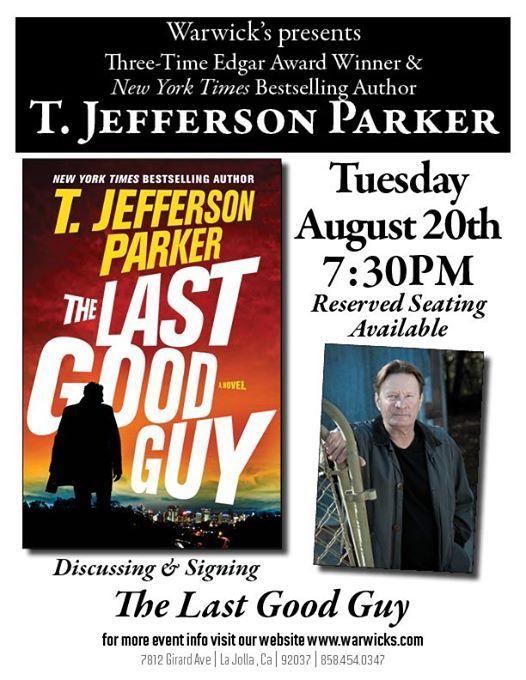 T. Jefferson Parker - The Last Good Guy