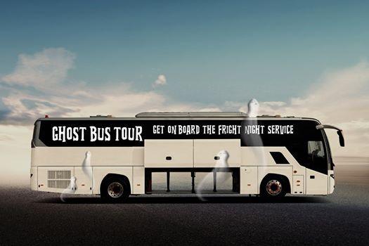 Halloween Ghost Bus Tour