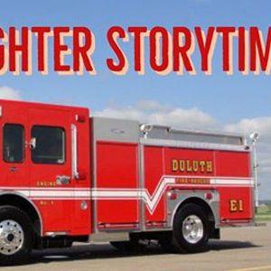 Firefighter Storytime