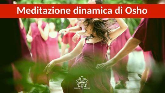 Meditazione Dinamica di Osho (Treviso)