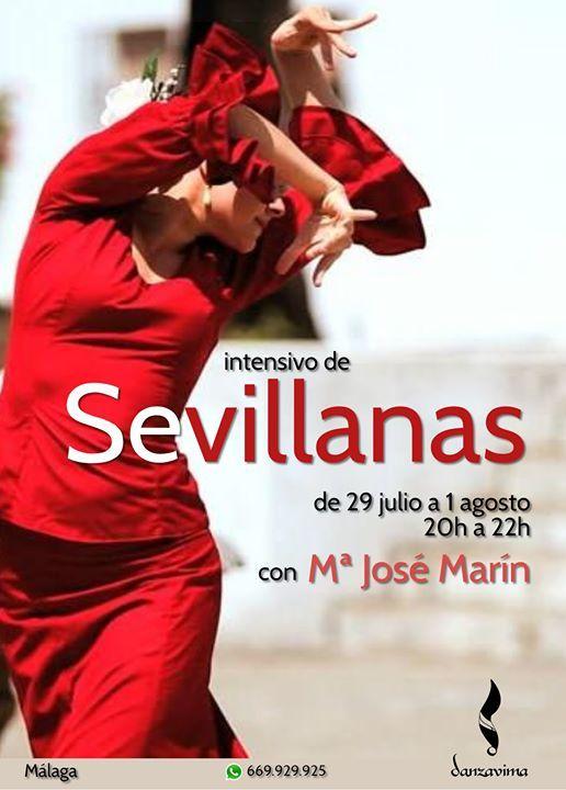 Intensivo de Sevillanas