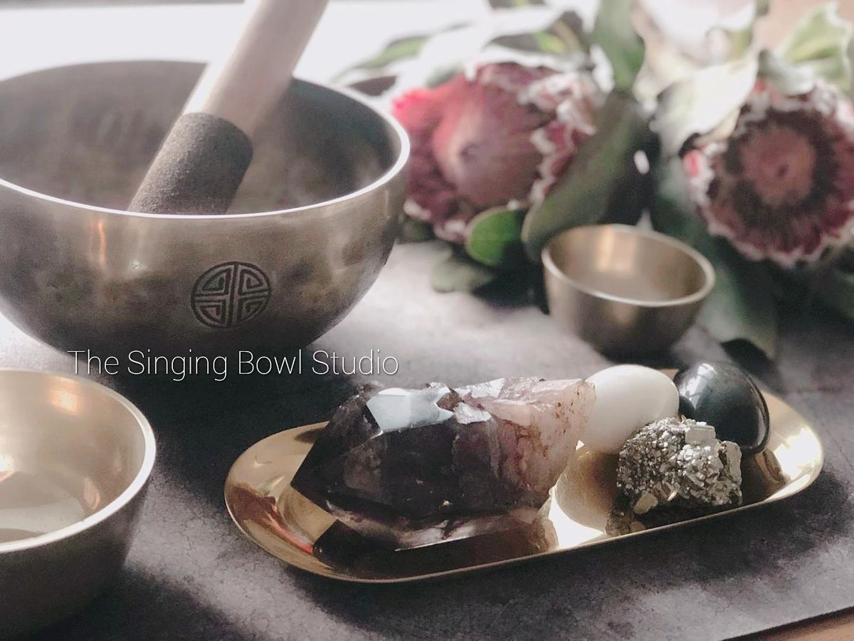 Fullmoon/Newmoon Sound Bath with Crystal by Mae   Event in Singapore   AllEvents.in