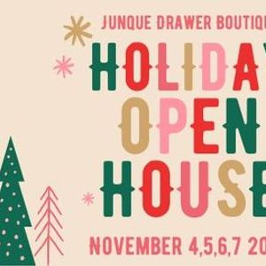 Junque Drawer Holiday Open House