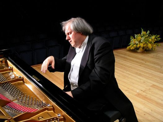 Lucerne Piano Circle: Grigory Sokolov, 27 November | Event in Lucerne | AllEvents.in