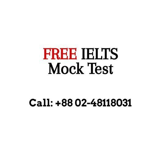 FREE IELTS Mock Test, 27 February   Event in Dhaka   AllEvents.in