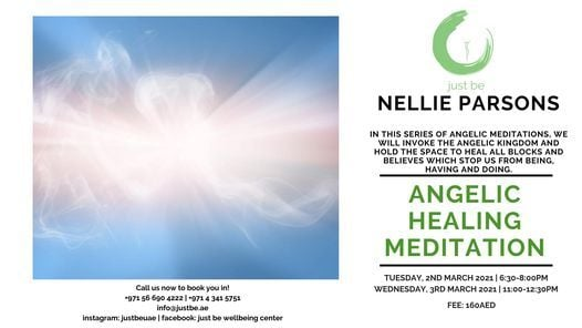 Angelic Healing Meditation, 20 April | Event in Dubai | AllEvents.in