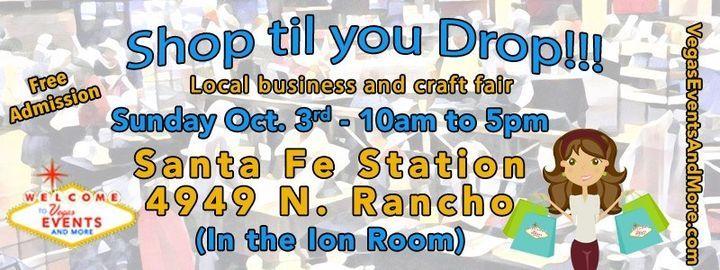 Shop Til You Drop, 3 October | Event in Las Vegas | AllEvents.in