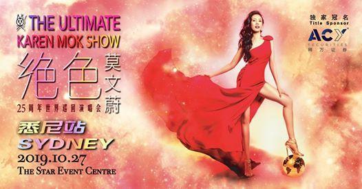 The Ultimate Karen Mok Show in Sydney 25