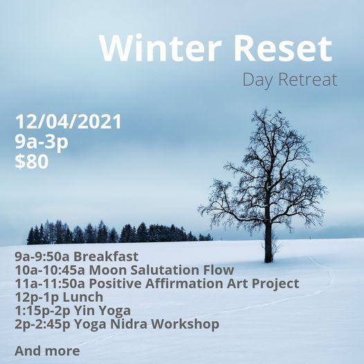 Winter Reset Day Retreat, 4 December   Event in Superior   AllEvents.in