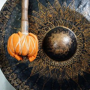 Gong Bath and Meditation In-House