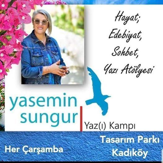 YAZ() Kamp - Hayat Edebiyat Sohbet ve Yaz Atlyesi