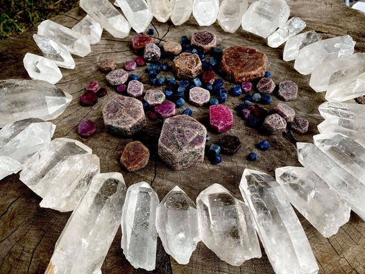 Crystal Wisdom -  Lemurian, Atlantian and Starbrary Record Keepers | Online Event | AllEvents.in