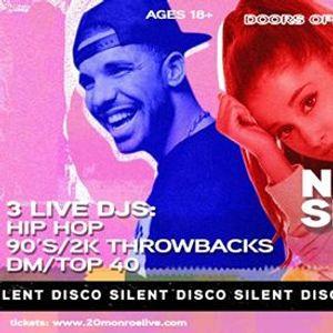 Not So Silent Party - A Silent Disco