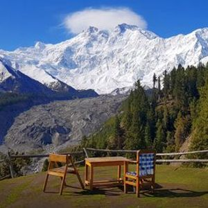 7 Days Tour to Hunza & Fairy Meadows  Nanga Parbat Base Camp on 14h June
