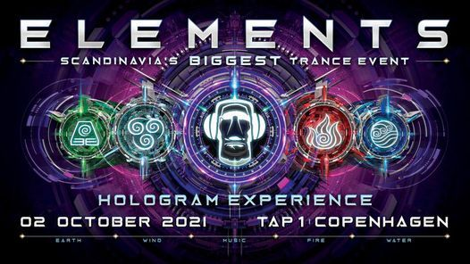 Elements - Hologram Experience, 2 October | Event in Herlev | AllEvents.in