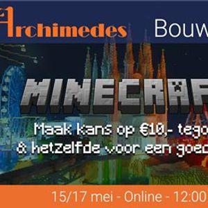 Minecraft Bouwtoernooi