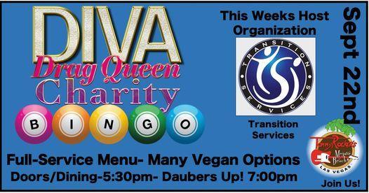 DIVA Drag Queen Charity Bingo | Event in Las Vegas | AllEvents.in