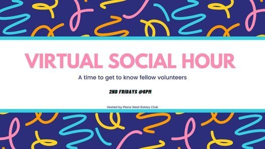 Network with Community Volunteers - Social Hour, 13 February   Online Event   AllEvents.in