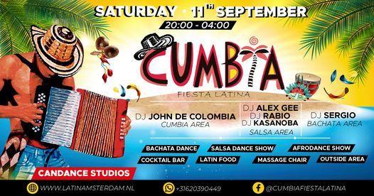 Cumbia Fiesta Latina, 11 September   Event in Krommenie   AllEvents.in