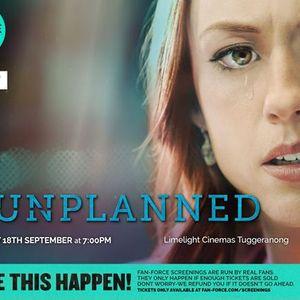 Unplanned - Limelight Cinemas Tuggeranong