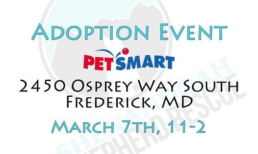 Adoption Event - Frederick, MD, 7 March | Event in Frederick | AllEvents.in