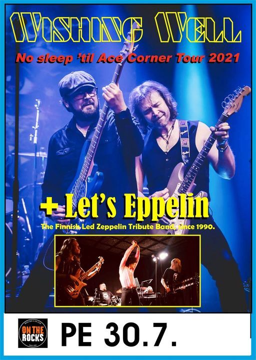 Wishing Well, Let's Eppelin, 30 July | Event in Helsinki | AllEvents.in