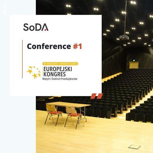 SoDA Conference 1