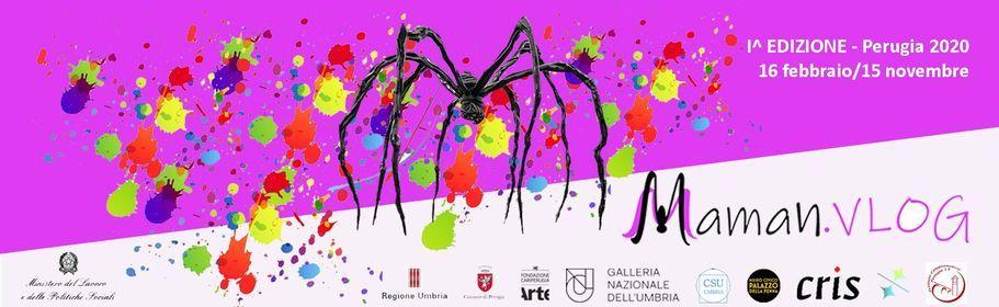 Maman.VLOG alla Galleria Nazionale dell'Umbria | Event in Perugia | AllEvents.in
