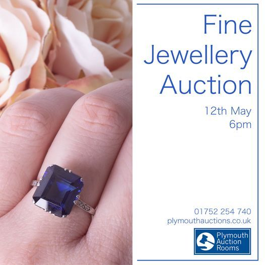 Fine Jewellery Auction, 12 May | Online Event | AllEvents.in