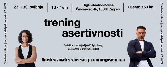 Trening asertivnosti, 23 May | Event in Zagreb | AllEvents.in