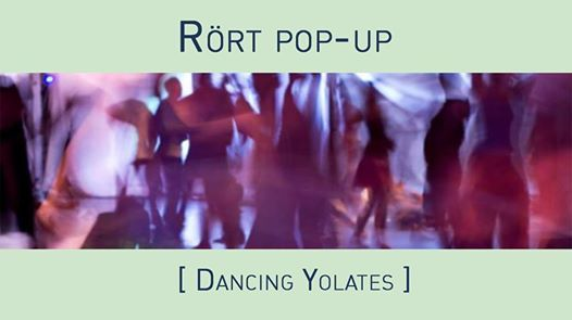 Dancing Yolates Pop-Up