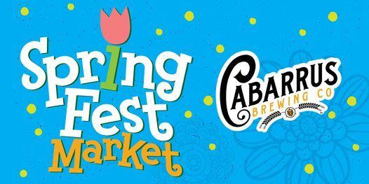 CBC SpringFest Craft Vendor Market, 17 April | Event in Concord | AllEvents.in