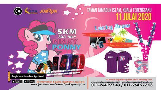 Pinky Ponny Fun Run (Terengganu)