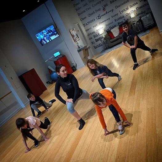 JR Hip Hop/Breakdancing Fall Session I at Move the Beat, Des