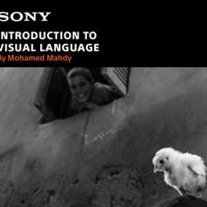 Introduction to visual language with Mohamed Mahdy SONY X SHELTER