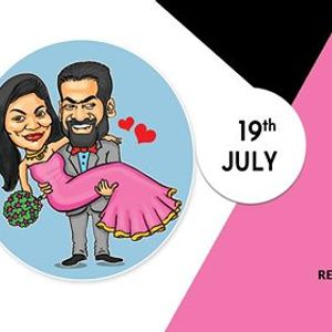 Caricature Workshop by Siva on July 19th