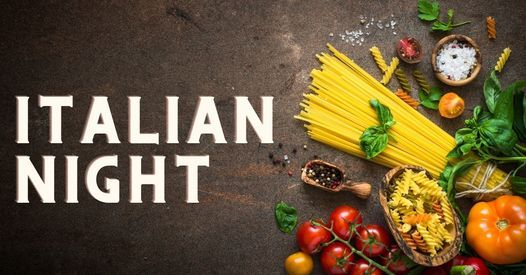 Italian Night, 26 March | Event in Titusville | AllEvents.in