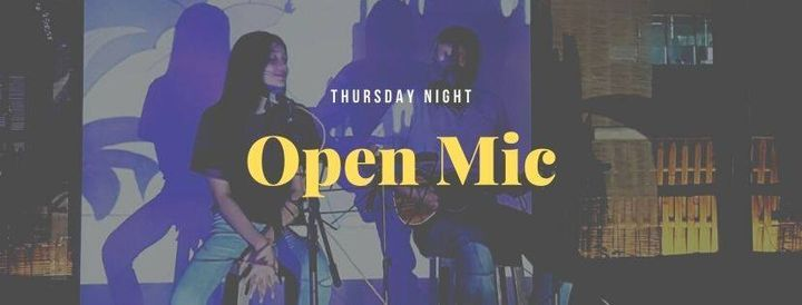 Thursday Open Mic | Event in Narail | AllEvents.in