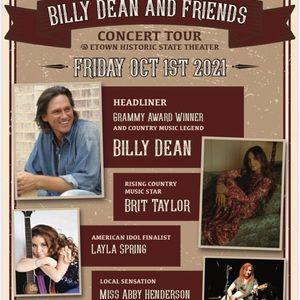 Billy Dean & Friends Concert Tour