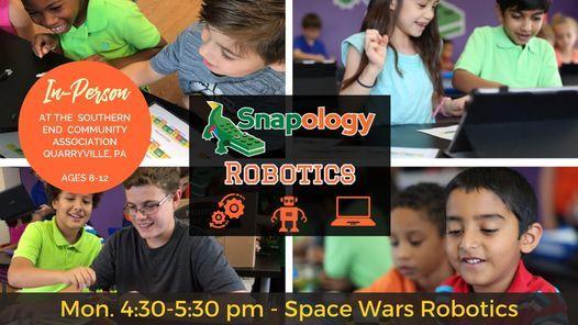 Space Wars Robotics Class | Event in Quarryville | AllEvents.in