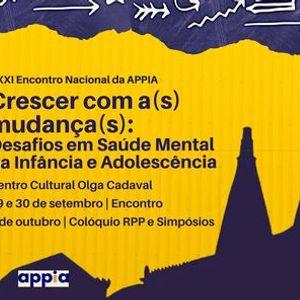 XXXI Encontro Nacional da APPIA