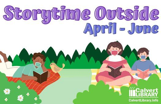 Storytime Outside @ Kings Landing Park, 19 June | Event in Huntingtown | AllEvents.in