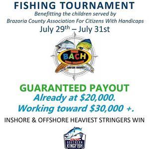 Brazoria County Bach Fishing Tournament