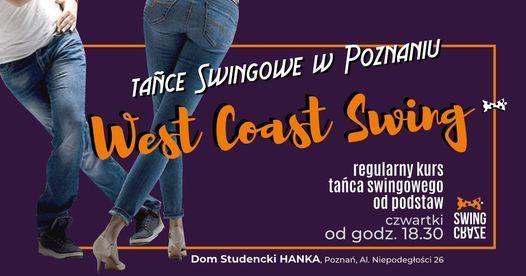 Kurs West Coast Swing od podstaw (start: 8.10.2020) | Event in Poznan | AllEvents.in